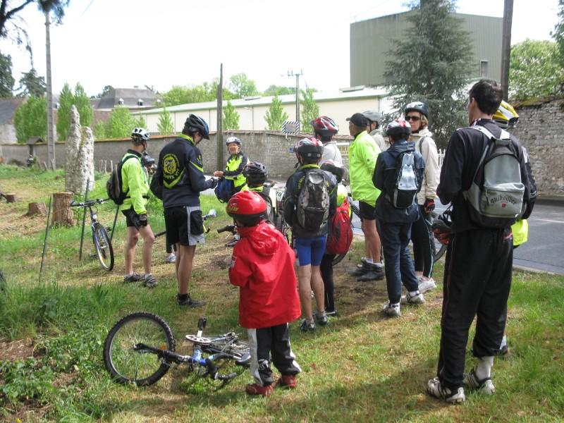 2010 Val de Seine école cyclo mai