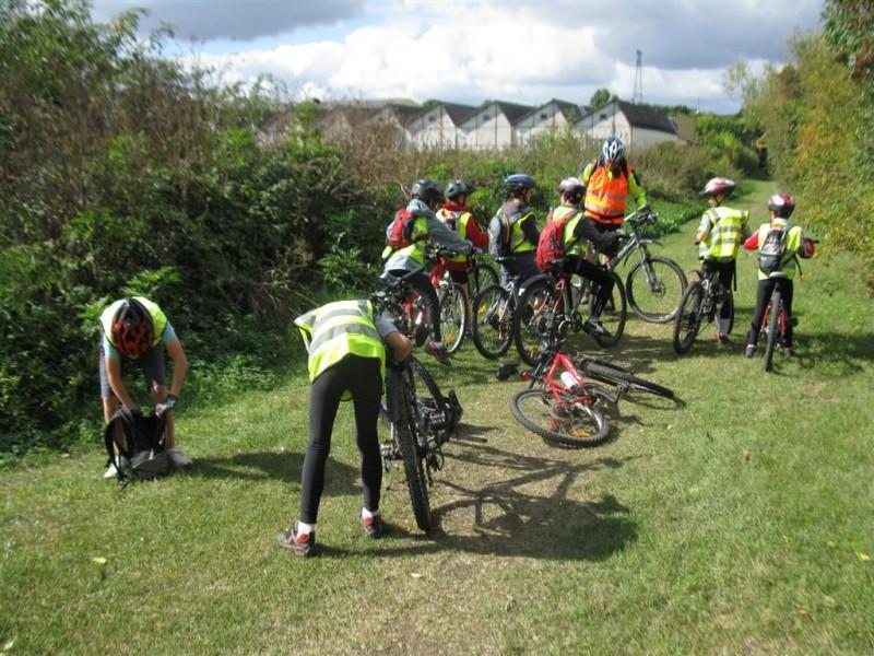 2010 école cyclo 25 septembre