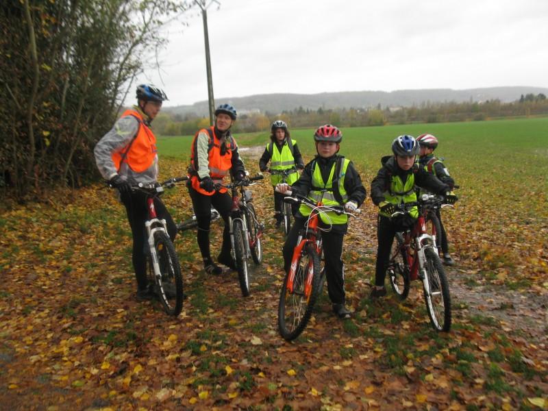 2010 école cyclo novembre