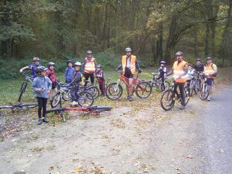 2008 18 octobre école cyclo