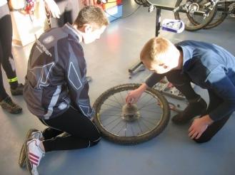 2008 préparation critérium
