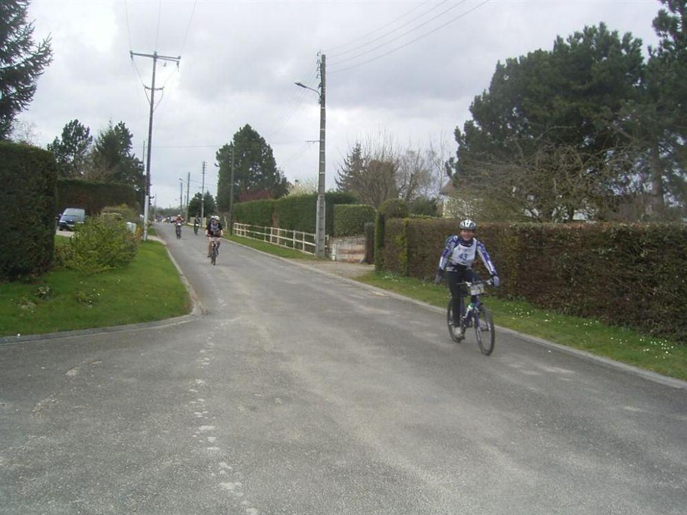2008 RaidEure école cyclo