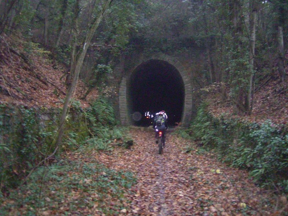 2008 rando tunnel