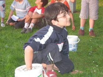 2008 Week-end jeunes école cyclo
