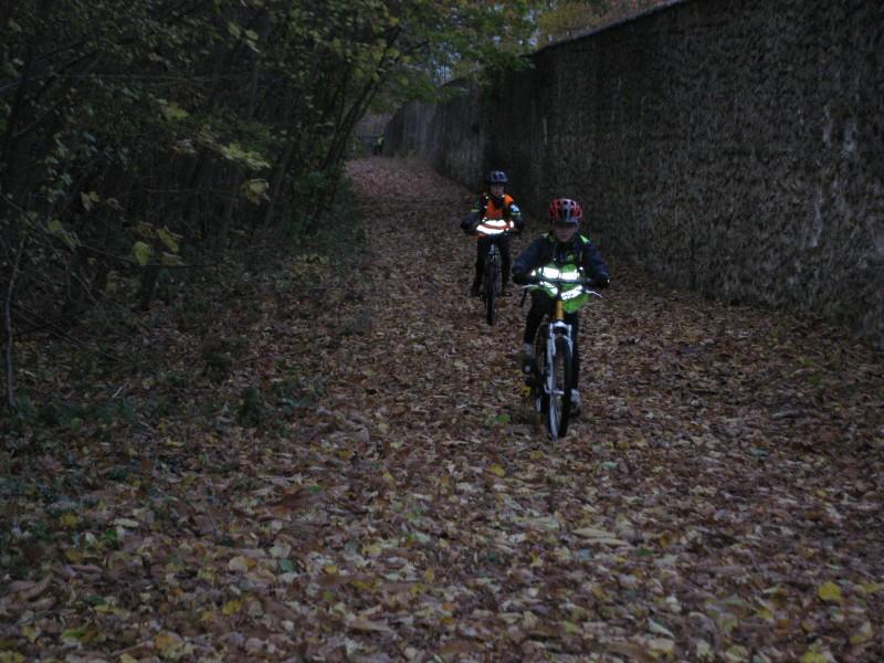 2009 14 novembre école cyclo
