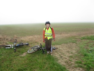 2009 30 octobre école cyclo