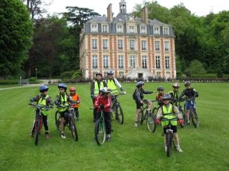 2009 Val de Seine, école cyclo