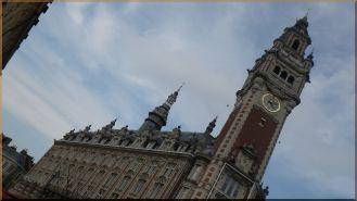 Hôtel de Ville de Lille et son Beffroi