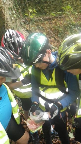 2014-10-11 Ecole Cyclo Geocaching-2