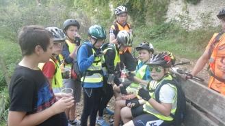 2014-10-11 Ecole Cyclo Geocaching-20