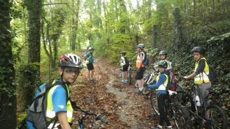 2014-10-11 Ecole Cyclo Geocaching-22