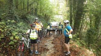2014-10-11 Ecole Cyclo Geocaching-23