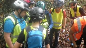 2014-10-11 Ecole Cyclo Geocaching