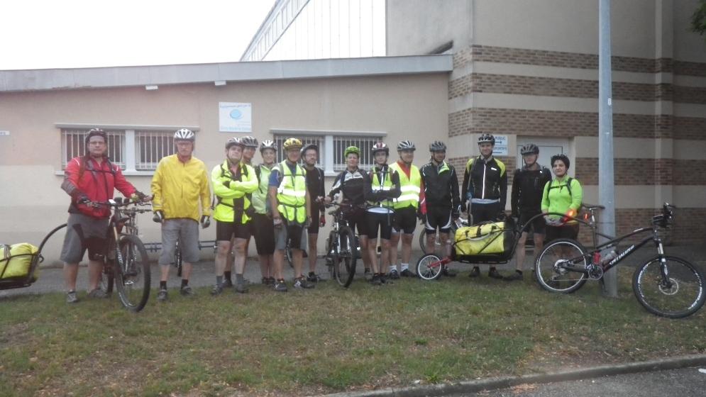 2015 Août 16 Voyage itinérant Bourg Achard