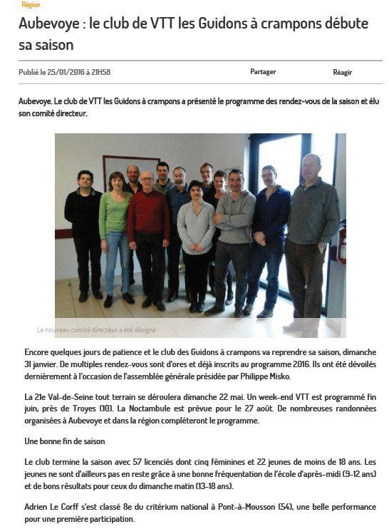 Article AG Paris Normandie_janvier 2016