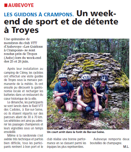 article la depeche_08072016